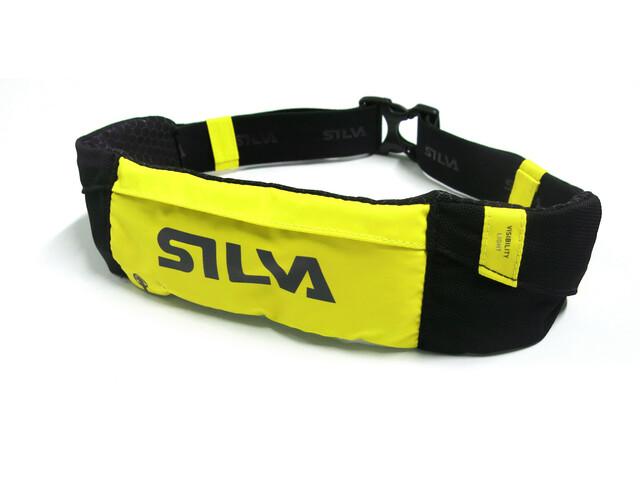 Silva Distance Run Lantiolaukku, yellow